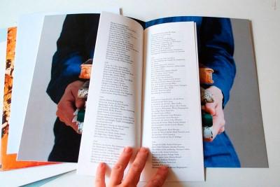 artistbooks Switzerland Palatti Julia Mensch