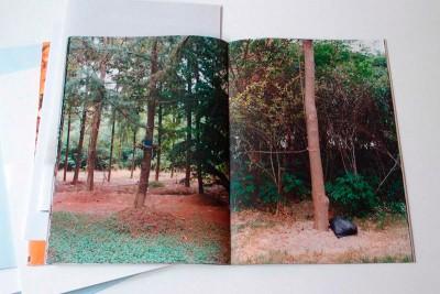 artistbooks Switzerland Palatti Aurelio Kopainig