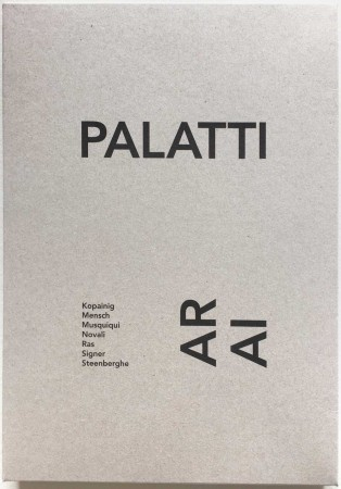 artistbooks Switzerland Palatti
