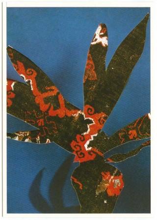 postcard motifs rhoeo