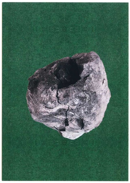 postcard swiss stone mudstone Kintsugi