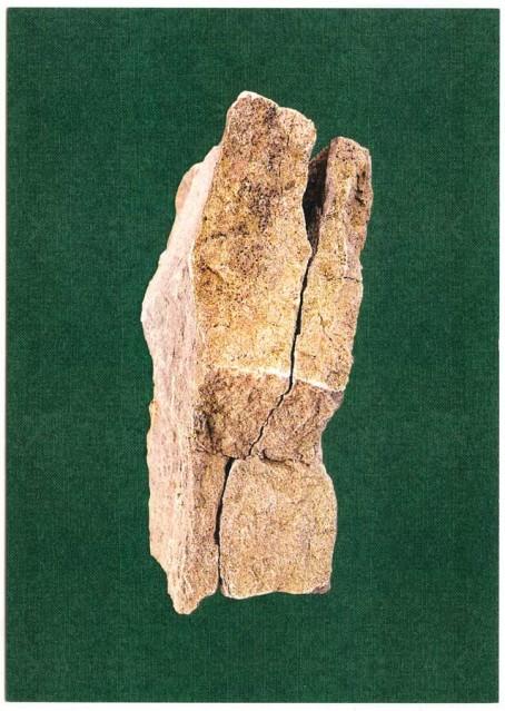 postcard swiss stone Kintsugi